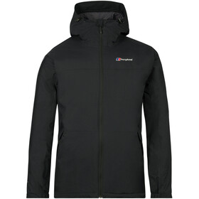 Berghaus Deluge Pro Insulated Jacket Men Black/Black